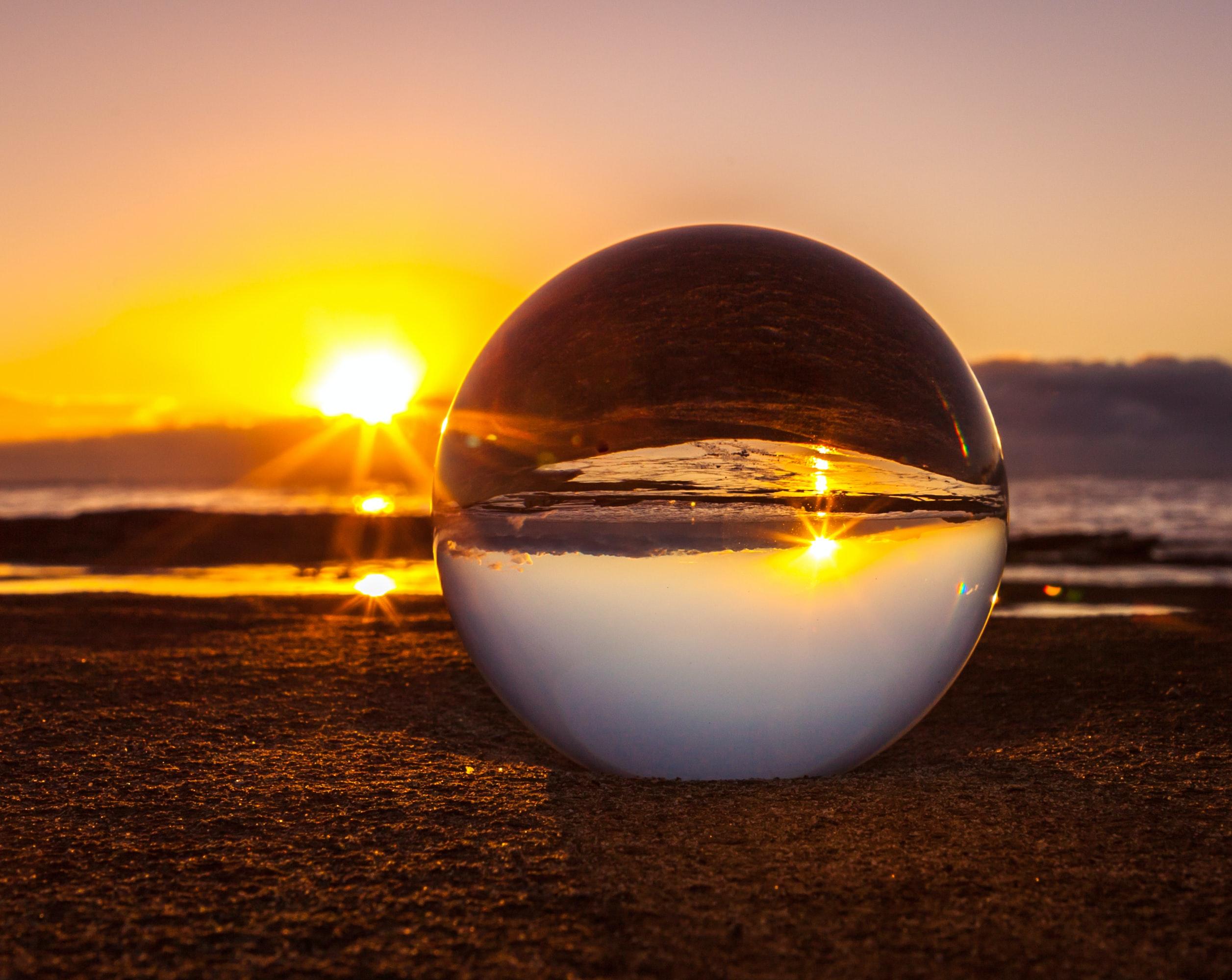 Sunlight beach