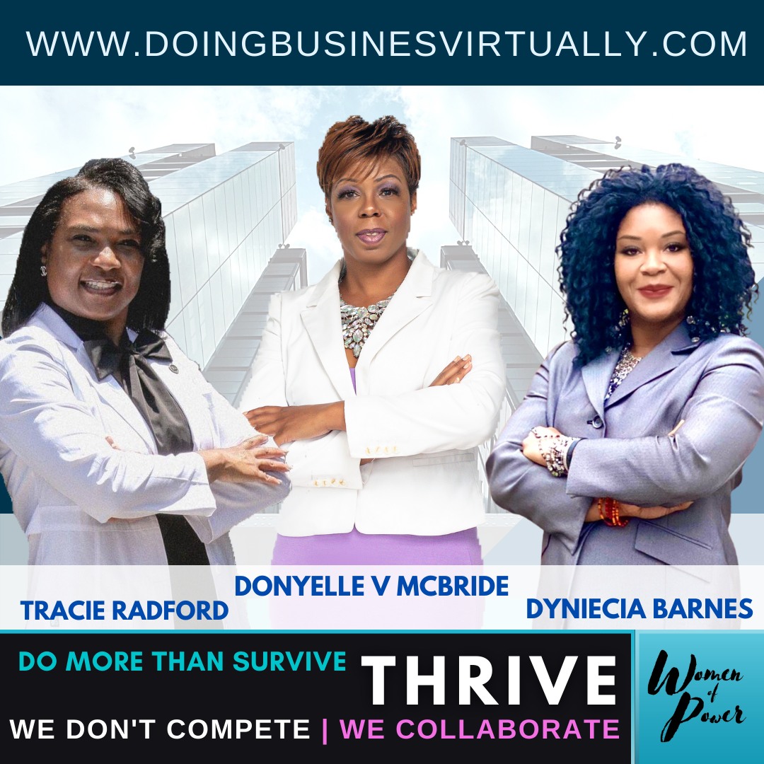 Doing Business Virtually by the Women of Power