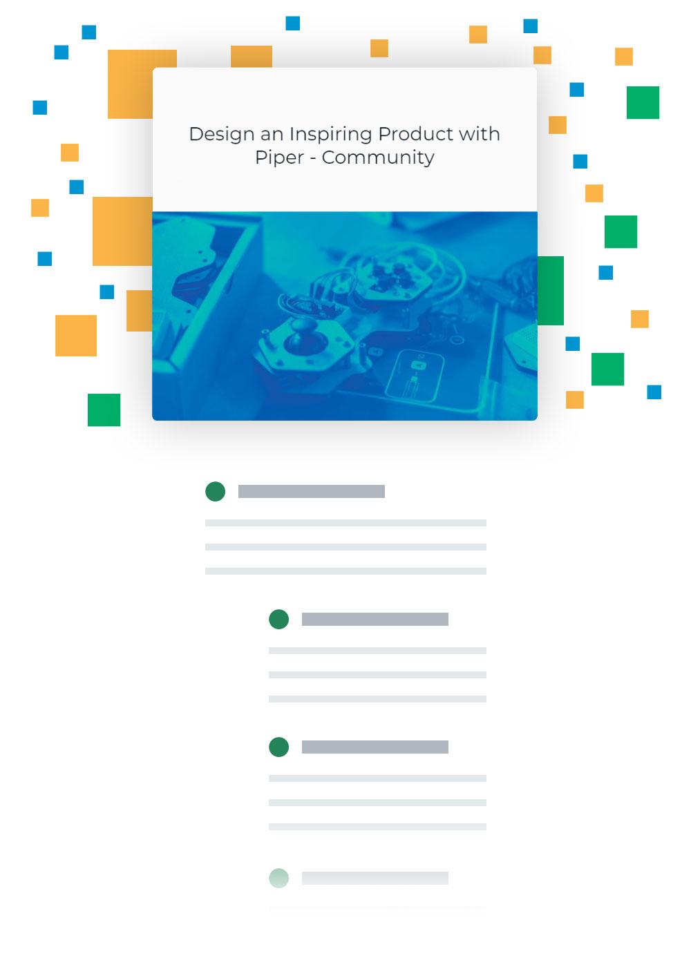 Piper DesignClass community