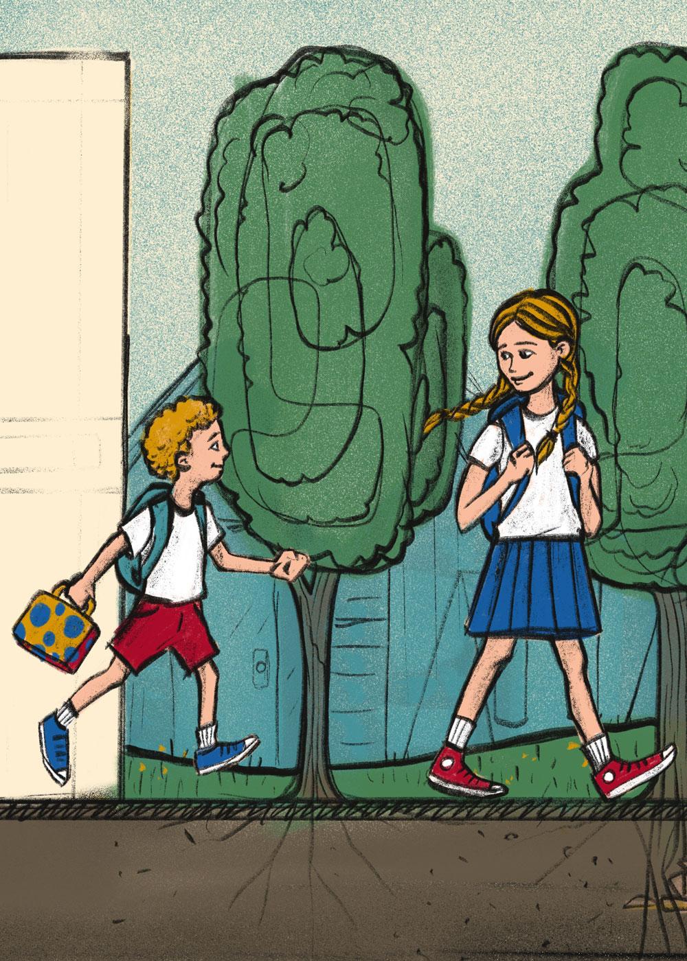 Children's Book Illustration with Ryan McCabe