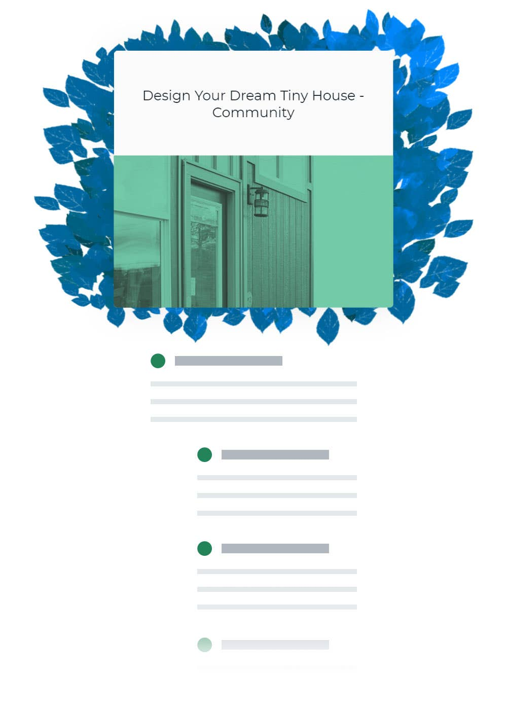 Tiny House DesignClass community