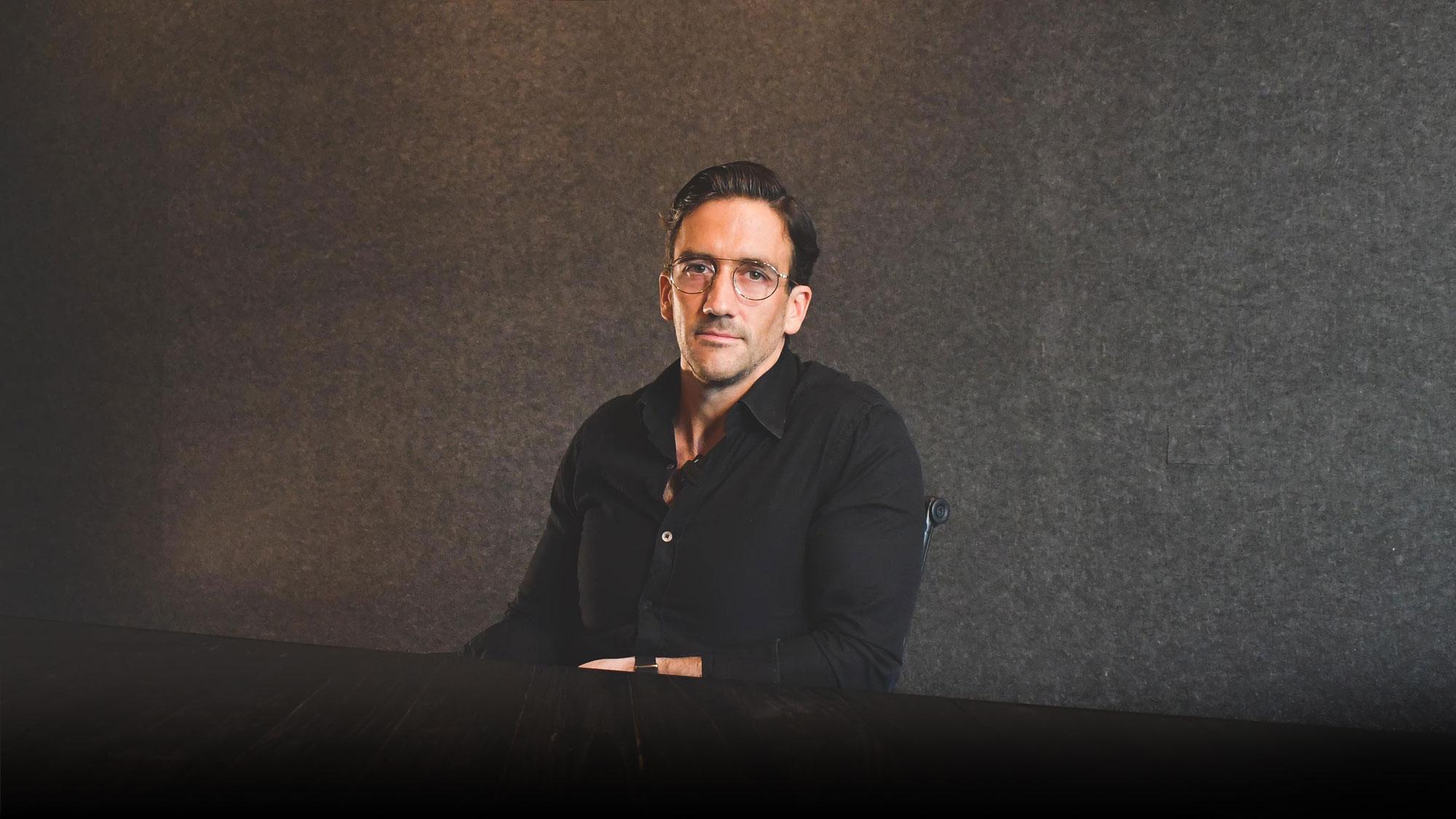 Matthew Rosenberg DesignClass Banner