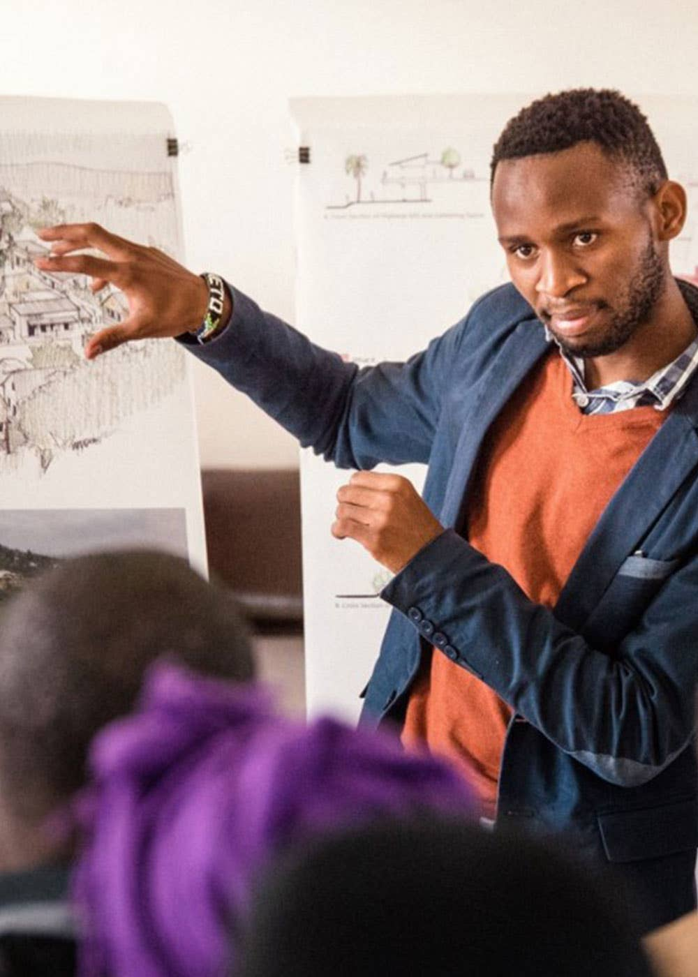 Wandile Mthiyane DesignClass