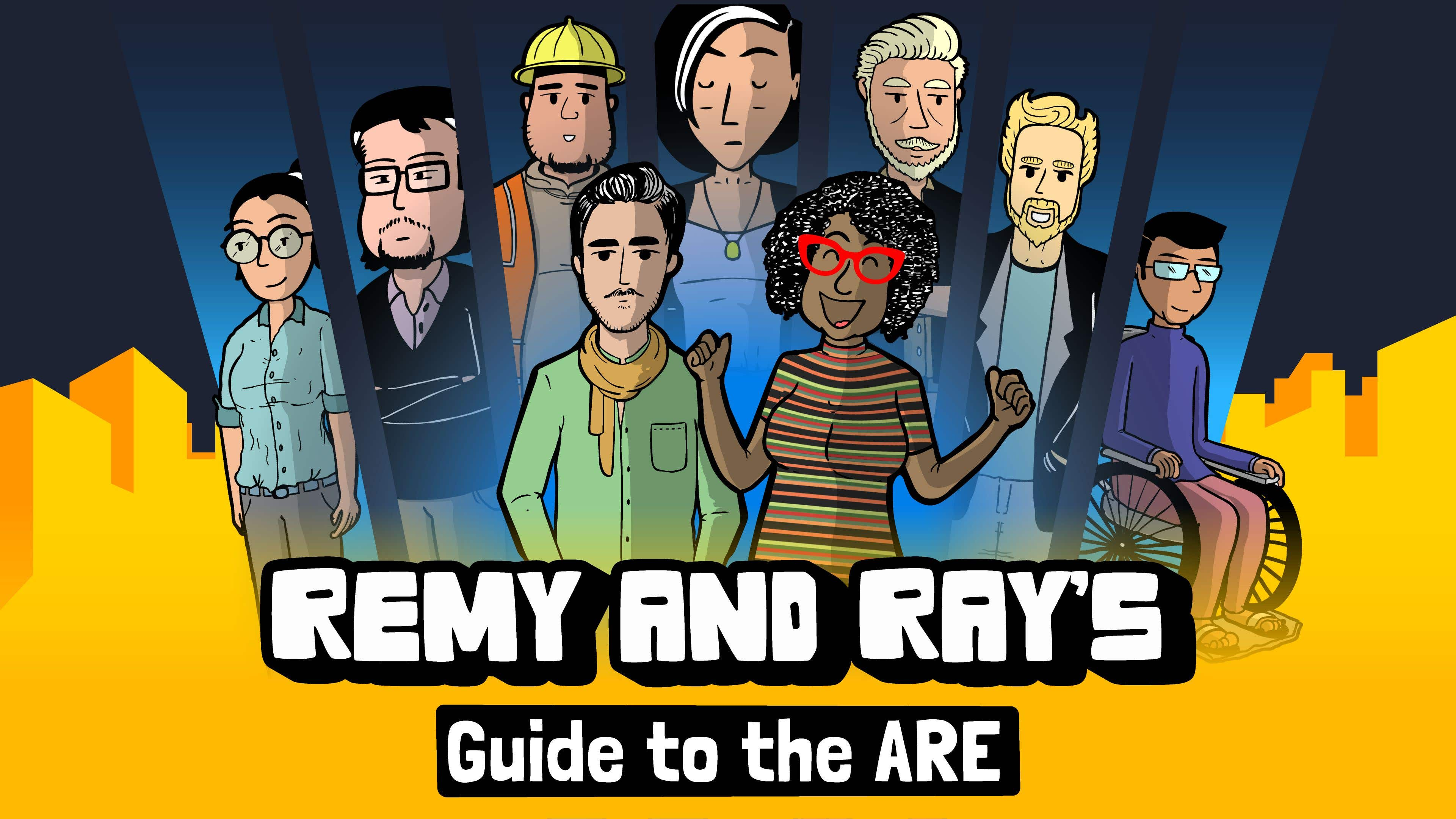 Remy & Ray's Guide to the ARE