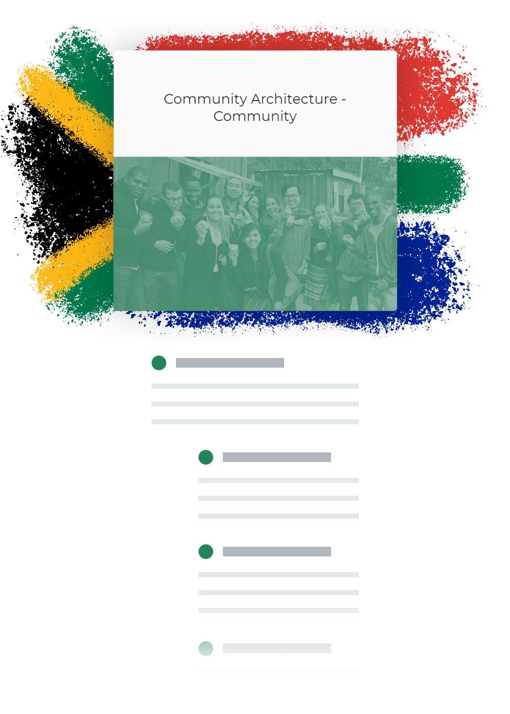 Zulu Architecture DesignClass community