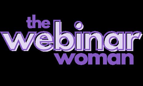 The Webinar Woman