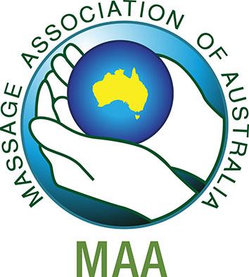 Massage Association of Australia logo
