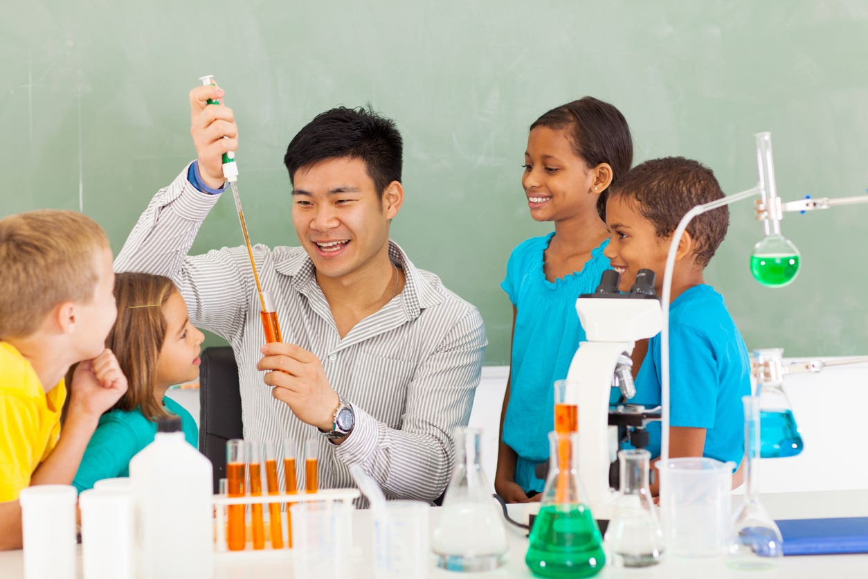 How to integrate technology in the science classroom