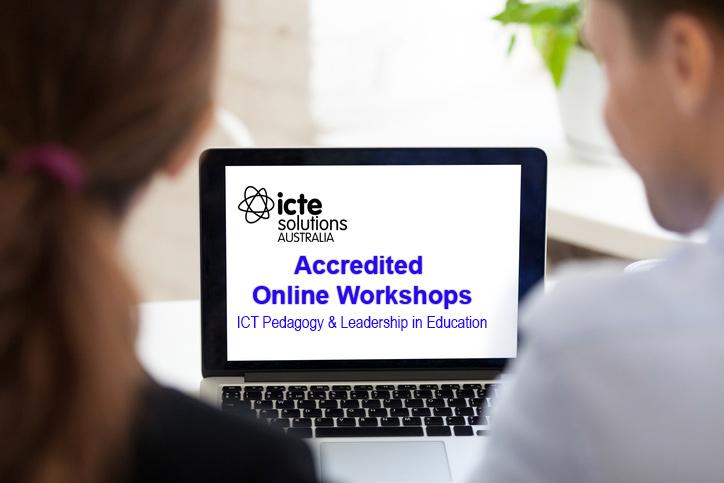 Technology workshops for Teachers