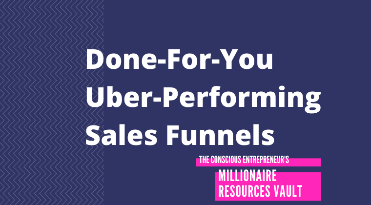 Done-For-You Uber-Performing Sales Funnels (Fast Track Series)