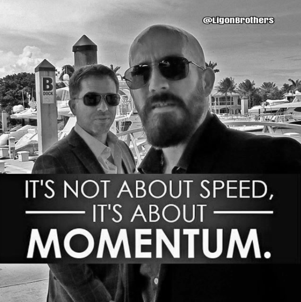 Momentum - Ligon Brothers