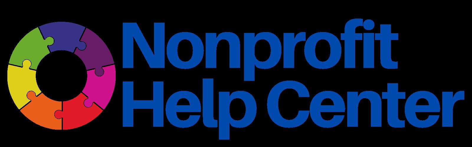 Nonprofit Help Center Logo