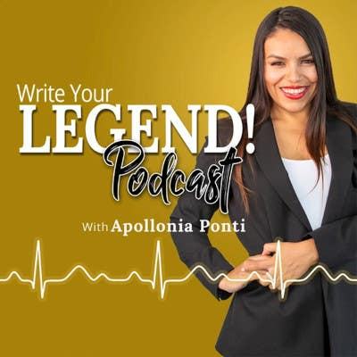 Thumbnail for Write Your Legend Podcast
