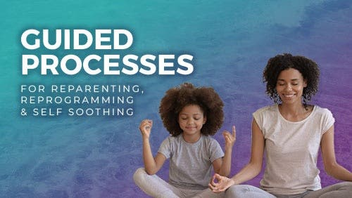 Course: Guided Processes For Reparenting, Reprogramming & Self-Soothing thumbnail