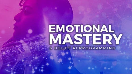Course: Emotional Mastery & Belief Reprogramming thumbnail