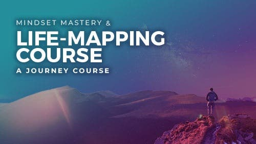 Course: Mindset Mastery & Life-Mapping Course (A Journey Course) thumbnail
