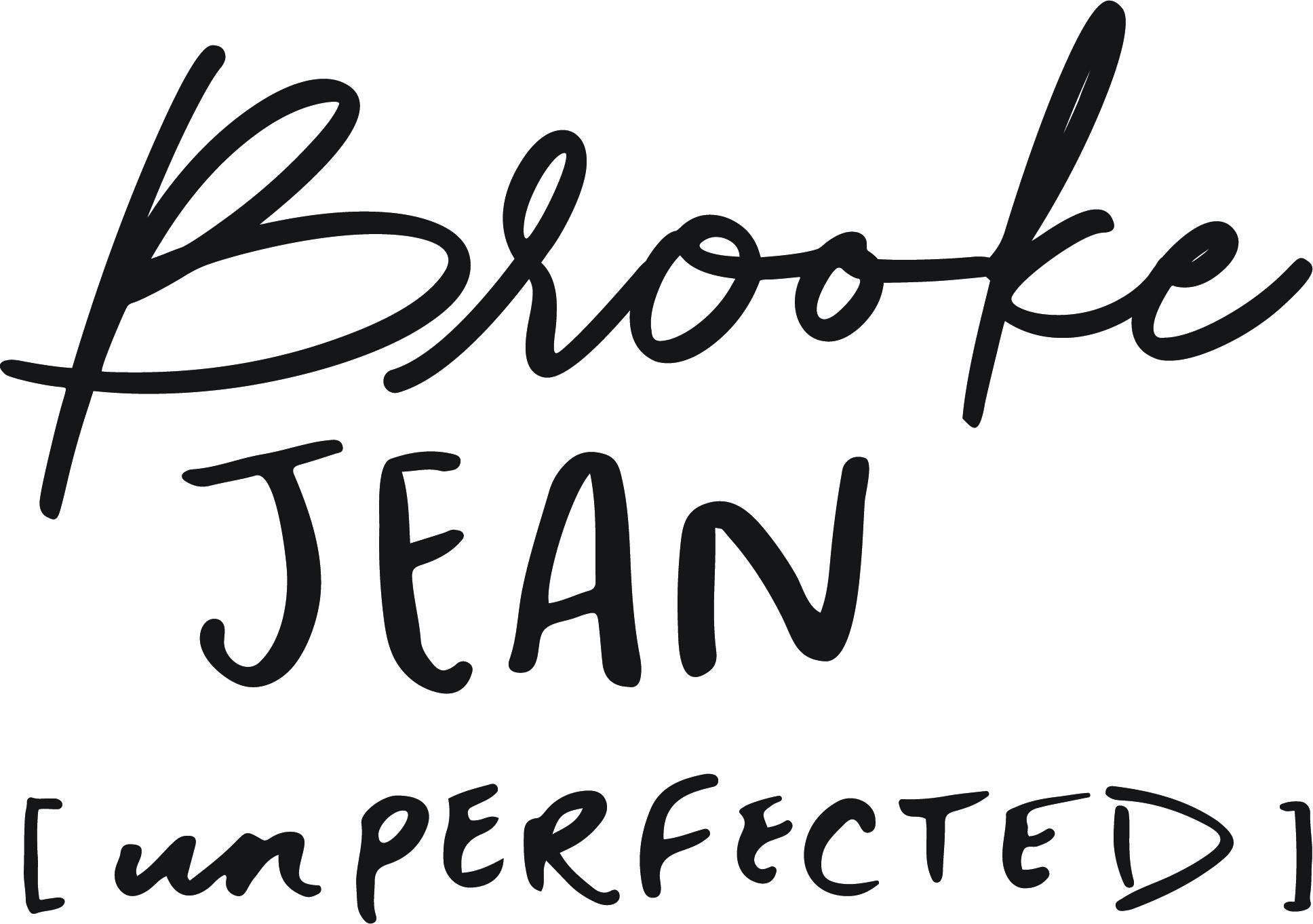 Brooke Jean::  UNPERFECTED