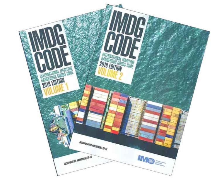 IMDG Dangerous Goods Regulations