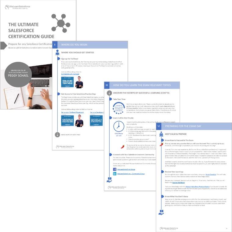 Download Ultimate Salesforce Certification Guide