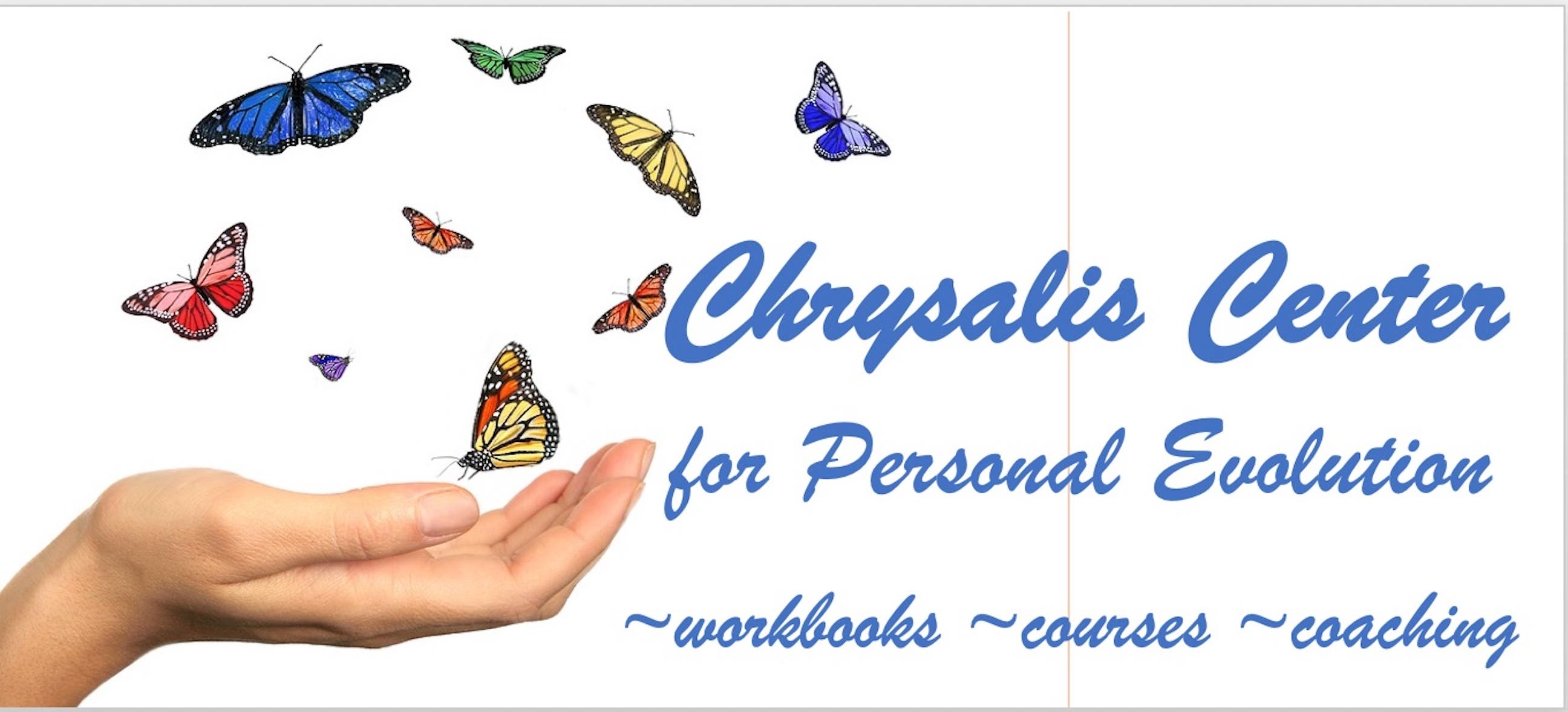 Chrysalis Center for Change online courses