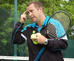 Former ATP Tour Pro Player, World Ranking: 170 Singles and 85 Doubles