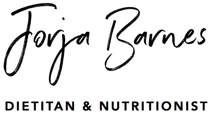 Jorja Barnes - Dietitian & Nutritionist
