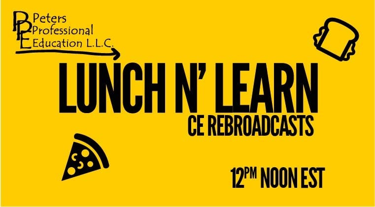 Lunch N' Learn