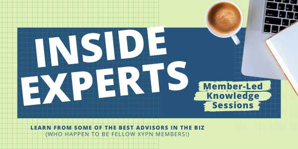 Have You Heard from Our Inside Experts?