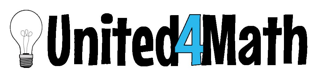 United 4 Math Logo