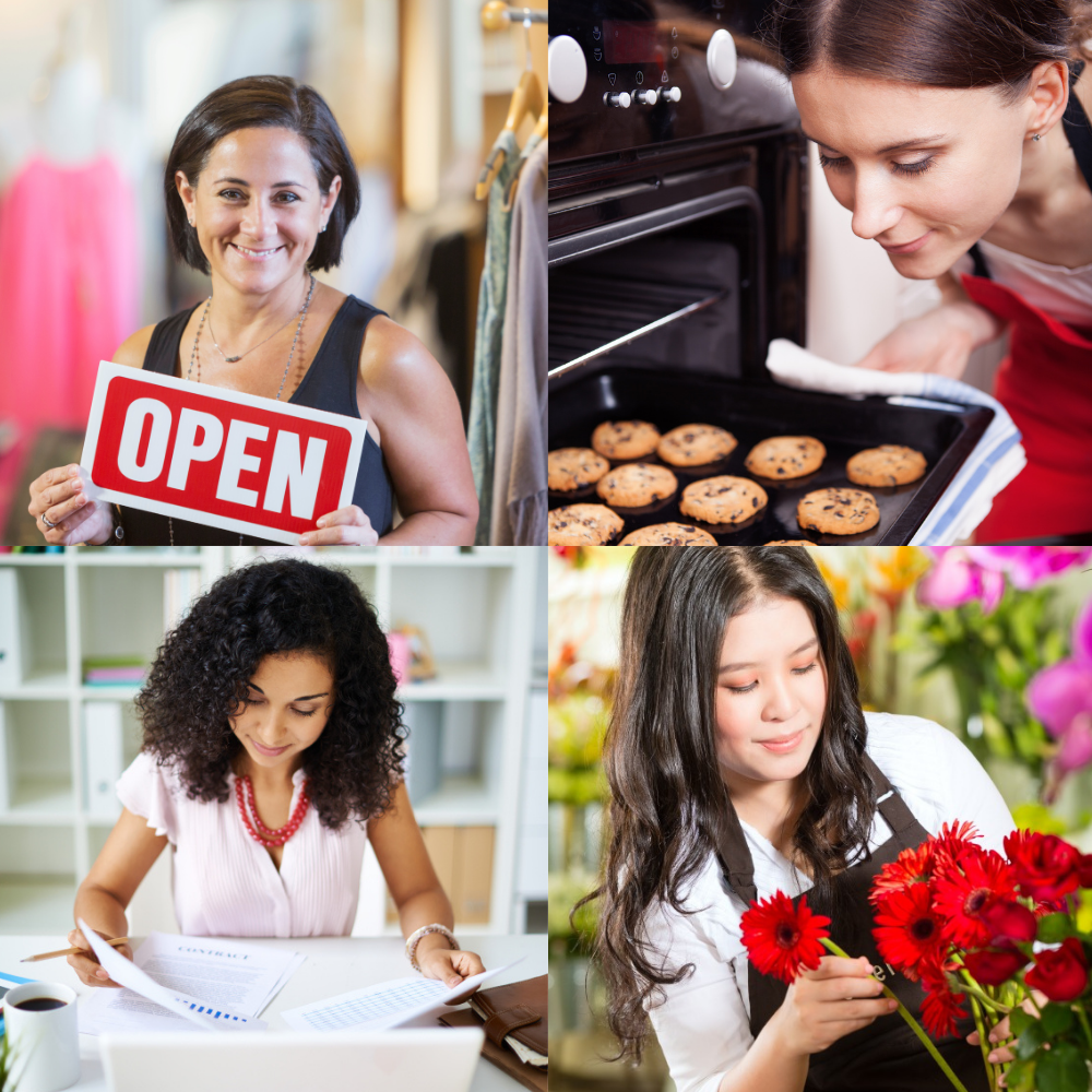 Women in small business