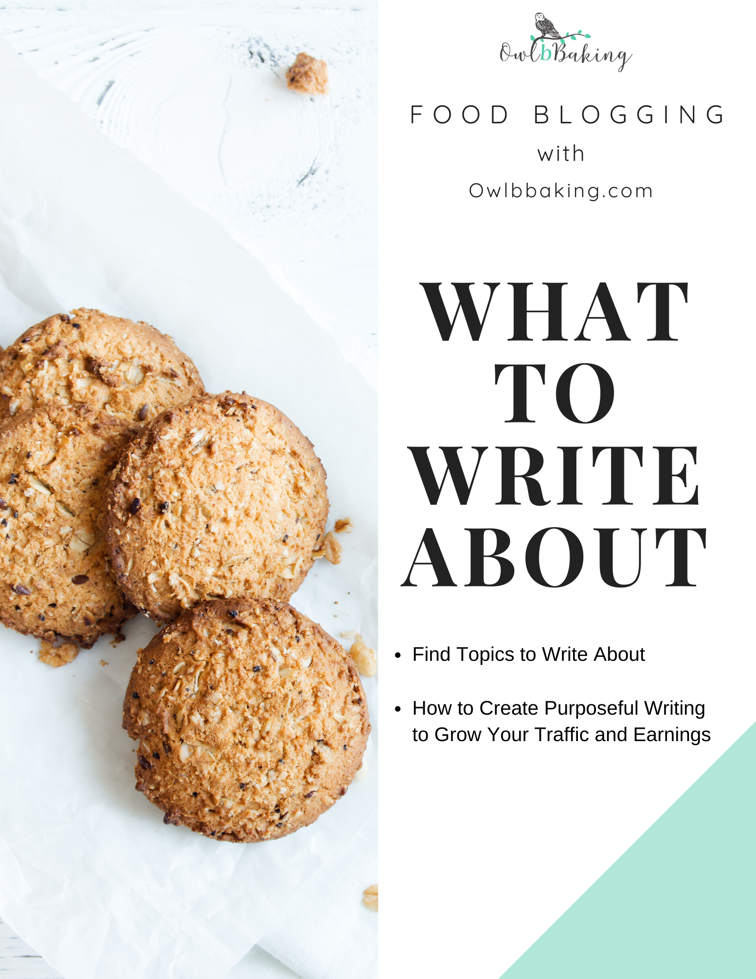What to write about in a food blog post