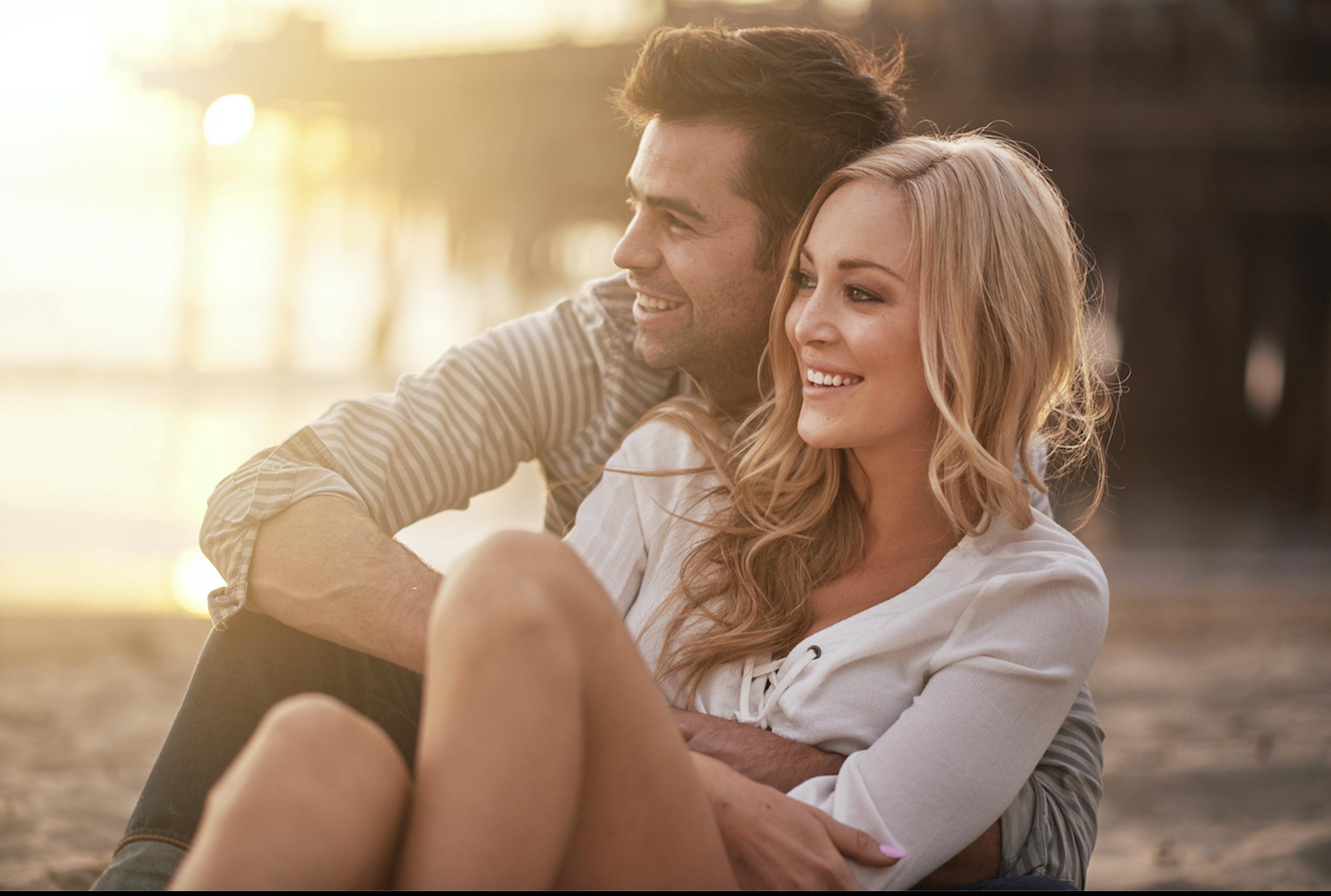 Couple struggling with infertility taking IntimacyIVF masterclass