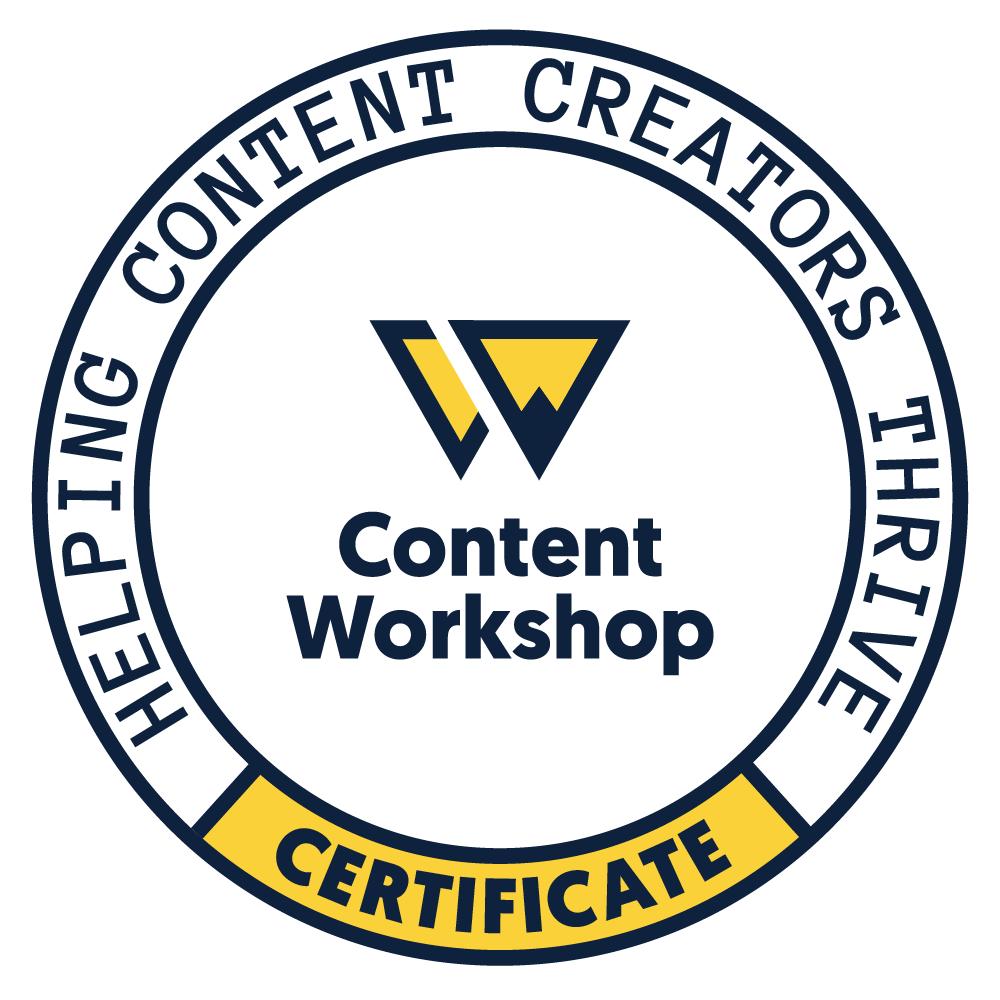 EDU By Content Workshop