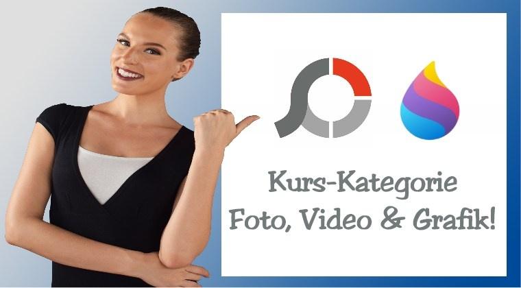 Foto, Video und Grafik!
