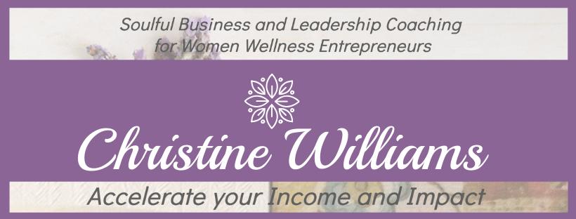 Shine Wellness with Christine Williams