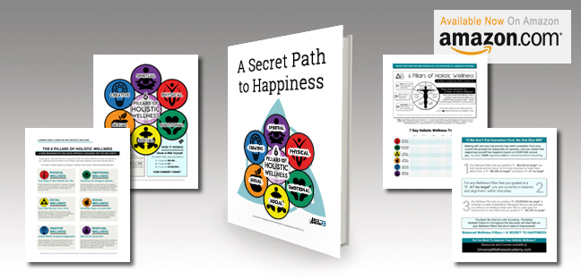 A Secret Path to Happiness - Now Available on Amazon