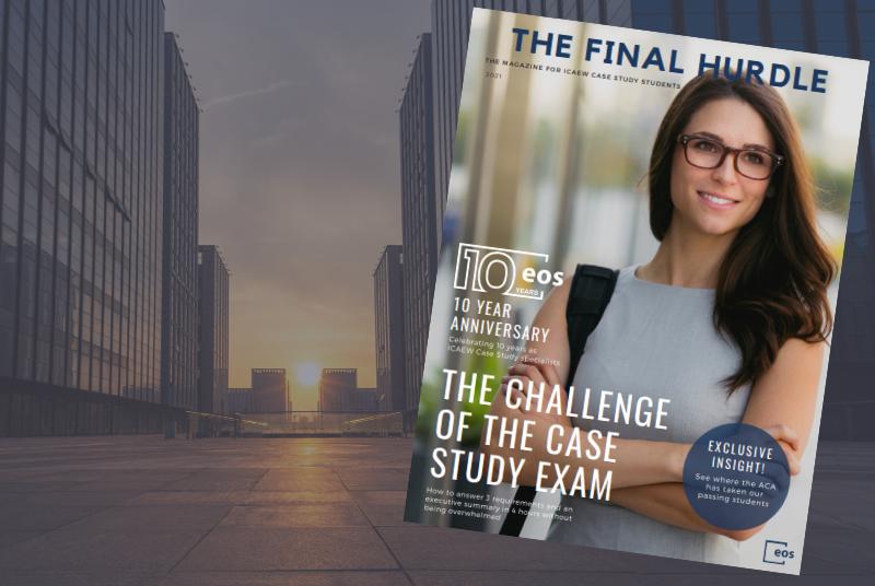 ICAEW Case Study magazine