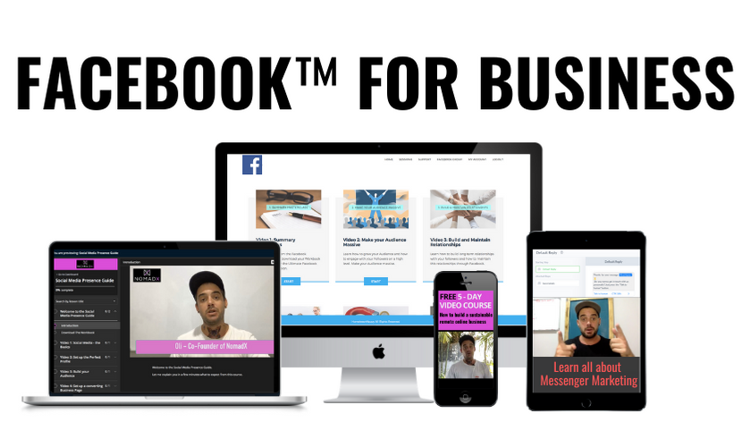 Facebook™ For Business