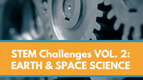 STEM Challenges Membership Bundle - VOL. 2 - Earth and Space