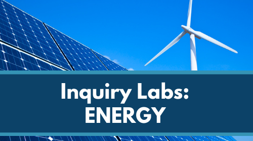Inquiry Labs Bundle: Energy