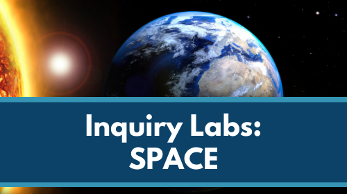 Inquiry Labs Bundle: Space