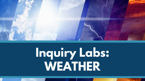 Inquiry Labs Bundle: Weather
