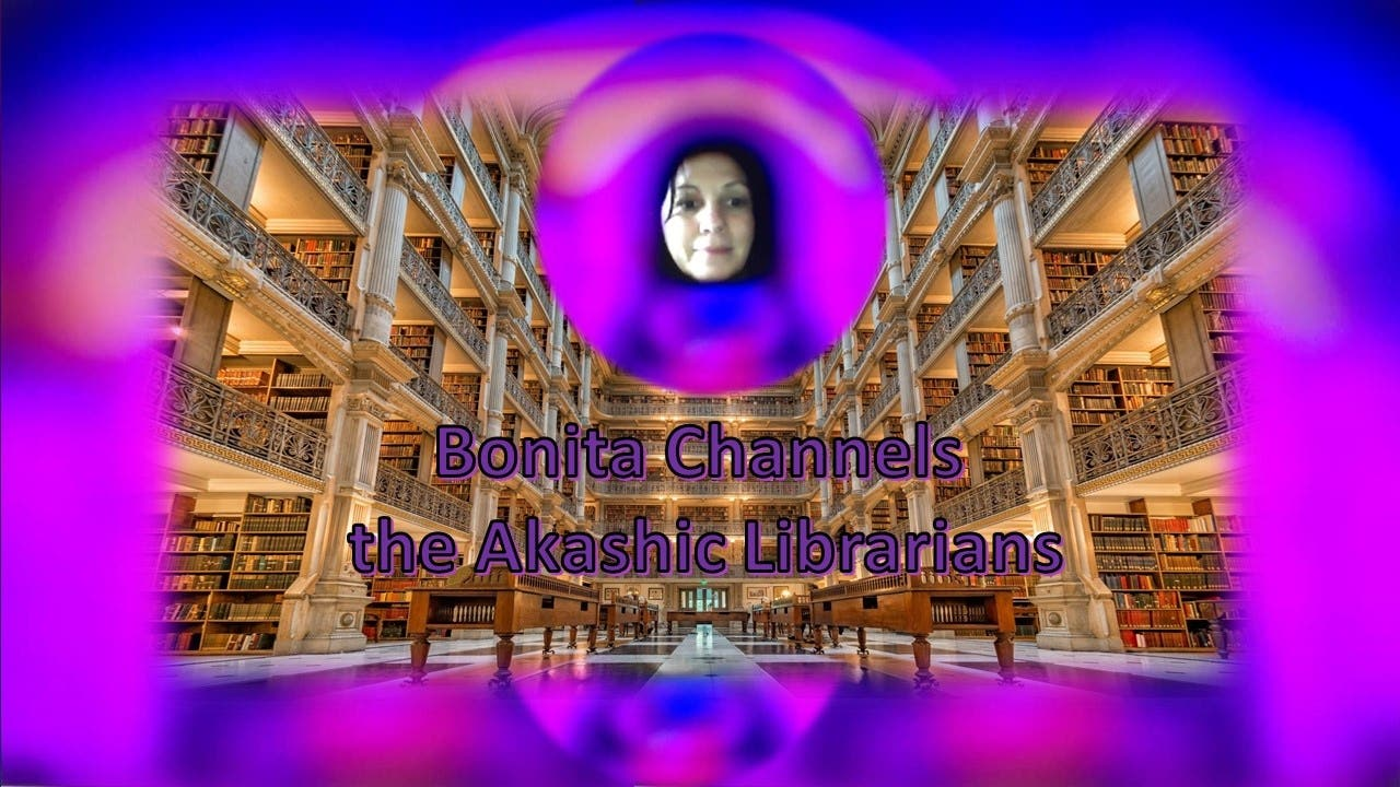 Visit the Akashic Library