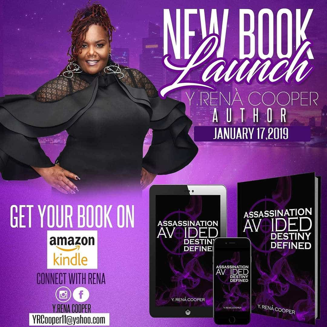 I had the privilege of working with this client to build out book content, help map out and launch her NPF DV Organization, and content development for signature talks and course content.  Congratulations! Y. Rena Cooper