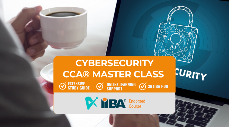 CCA Cybersecurity Masterclass for Business Analysts