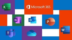 Microsoft 365 - Teams, Forms, One Note, Sway, ToDo