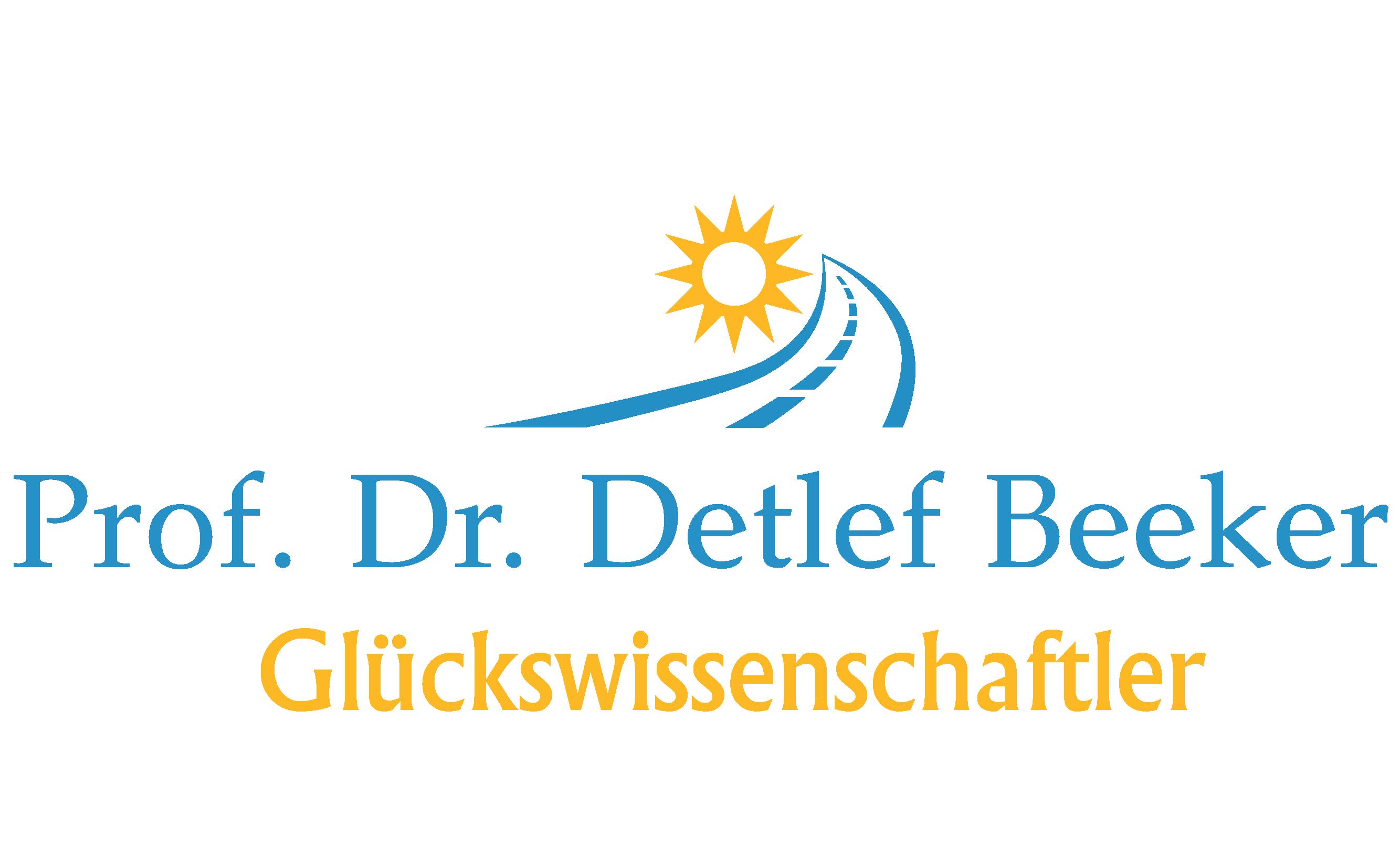 Prof. Dr. Detlef Beeker
