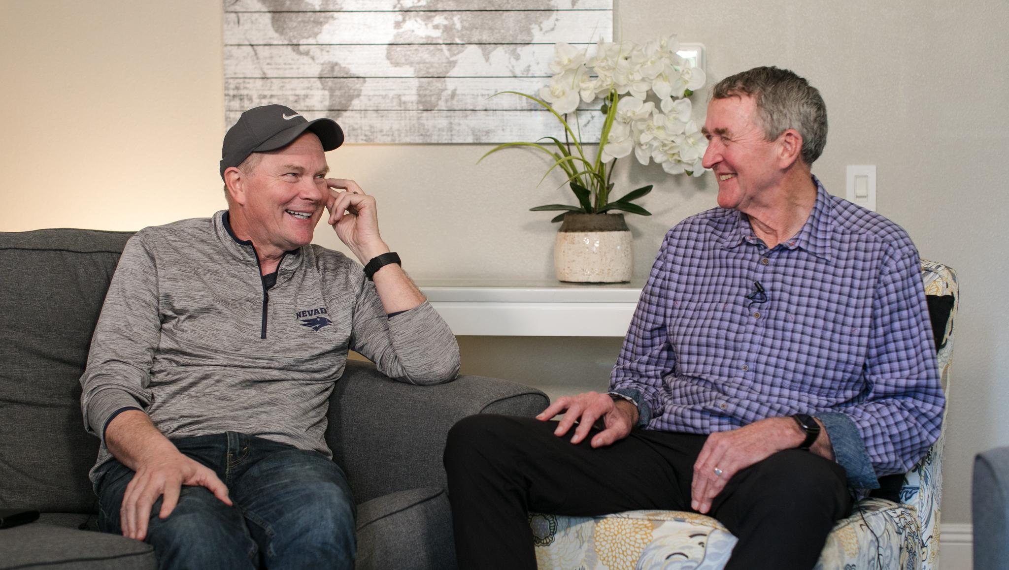 Steve & Phil