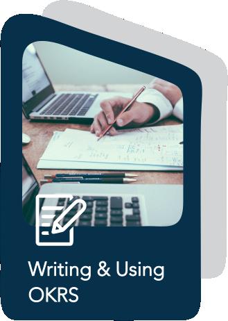 Writing Quality OKRs Image