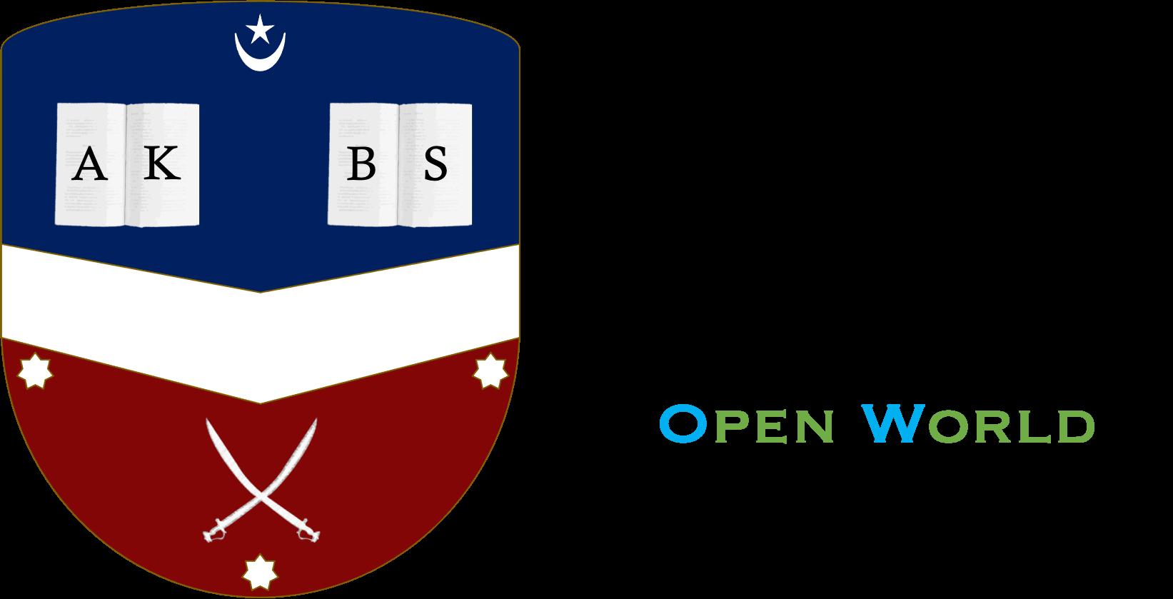 Al-Khalifa business School. Open World